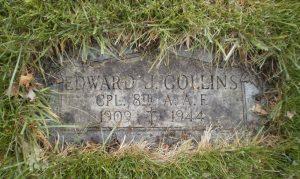 Collins E Grave