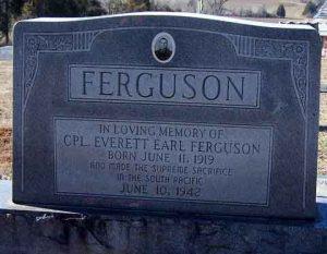 Ferguson Grave