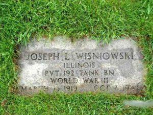Wisniowski Grave