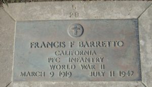 Barretto, PFC Francis F. 3 - Bataan Project