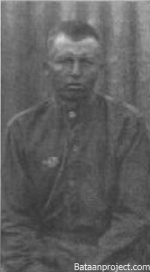 Pvt. William L. Arnold - POW Photo