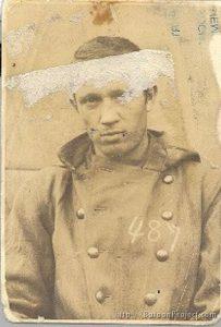 Pvt. Harry J. Noworul - POW