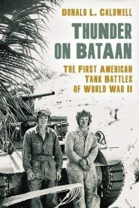 Thunder on Bataan book cover